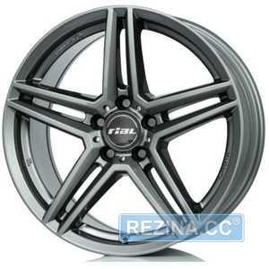 Купить Легковой диск RIAL M10 Metal Grey R19 W9.5 PCD5x112 ET25 DIA66.5