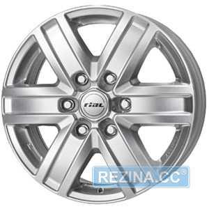 Купить RIAL Transporter Polar Silver R16 W6.5 PCD5x114.3 ET48 DIA66.5