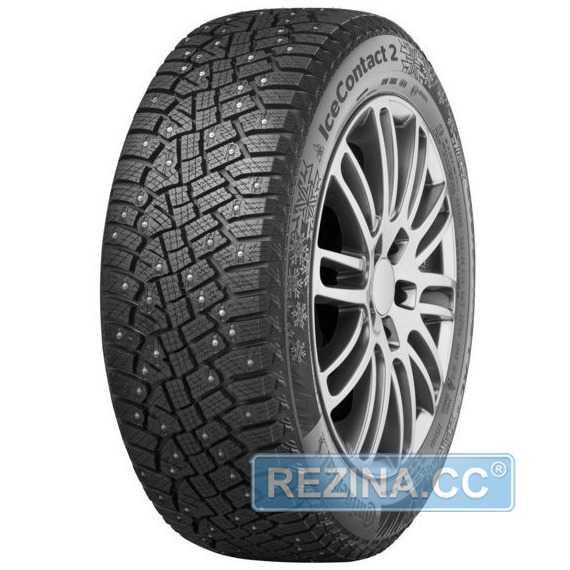 Купить Зимняя шина CONTINENTAL IceContact 2 235/50R17 100T (Шип)