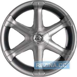 Купить Легковой диск ANTERA 301 Chrystal Titanium R17 W8.5 PCD5x112 ET38 DIA66.6