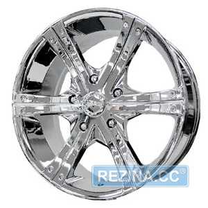 Купить MARCELLO MK-150 Chrome R18 W8.5 PCD6x139.7 ET20 DIA106.1
