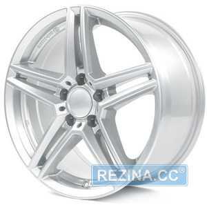 Купить Легковой диск ALUTEC M10 Silver R18 W8.5 PCD5x112 ET48 HUB66.6
