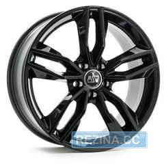 Купить MSW 71 Gloss Dark Grey Ful​l Polished R17 W7.5 PCD5x114.3 ET45 DIA73.1