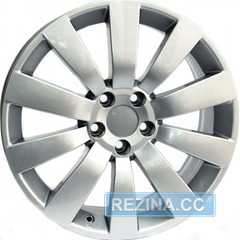 Купить Легковой диск WSP ITALY W152 VERONA SILVER R16 W6.5 PCD5x110 ET36 DIA65.1