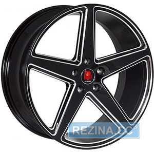 Купить JH XW034 BLACK R20 W8.5 PCD5x114.3 ET35 DIA72.6