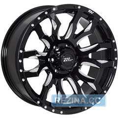 Купить JH XW009 BLACK R20 W9 PCD6x139.7 ET10 DIA110.1