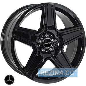 Купить JH 5515 BLACK R21 W10 PCD5x112 ET46 DIA66.6