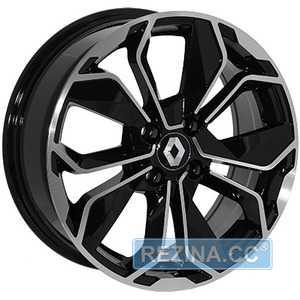 Купить ZW BK5296 BP R14 W5.5 PCD4x100 ET40 DIA54.1