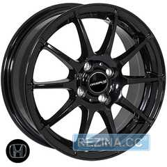 Купить ZF TL0581NW GlossBLACK R15 W6 PCD4x100 ET45 DIA56.1