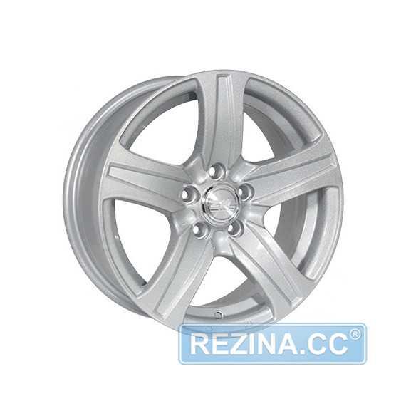 Купить ZW 337 Sil R15 W6.5 PCD5x100 ET35 DIA67.1