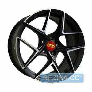 Купить Легковой диск CAST WHEELS CW633 MBF R18 W8 PCD5X112 ET35 DIA66.6