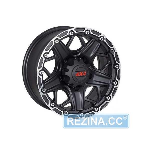Купить ZW 3812 B-LP/M R15 W7 PCD5x139.7 ET00 DIA110.1