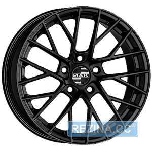 Купить Легковой диск MAK Monaco-D Gloss Black R19 W11 PCD5x130 ET65 DIA71.6