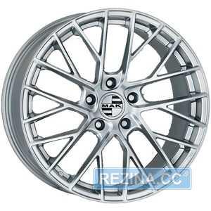 Купить Легковой диск MAK Monaco-D Silver R20 W11 PCD5x130 ET52 DIA71.6