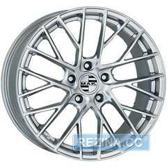 Купить Легковой диск MAK Monaco-D Silver R20 W11 PCD5x130 ET59 DIA71.6
