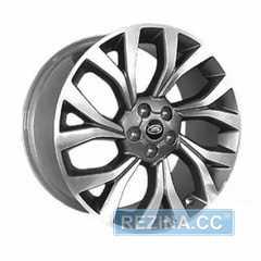 Купить Легковой диск Replica LegeArtis LR019 GMF R21 W9 PCD5X120 ET49 DIA72.6