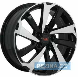 Купить Легковой диск Replica LegeArtis LX525 BKF R19 W8 PCD5X114.3 ET30 DIA60.1