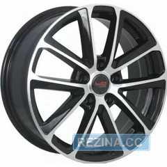 Купить Легковой диск Replica LegeArtis NS224 BKF R17 W7 PCD5X114.3 ET47 DIA66.1