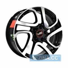 Купить Легковой диск Replica LegeArtis RN507 BKF R16 W6.5 PCD4X100 ET36 DIA60.1