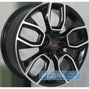 Купить Легковой диск Replica LegeArtis SK527 BKF R17 W7 PCD5X100 ET46 DIA57.1