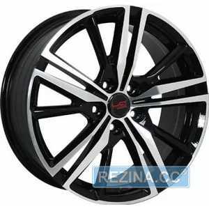 Купить Легковой диск Replica LegeArtis V519 BKF R19 W8 PCD5X108 ET55 DIA63.3