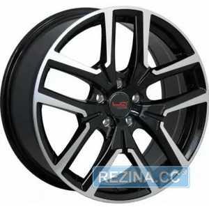 Купить Легковой диск Replica LegeArtis V522 BKF R19 W8 PCD5X108 ET42.5 DIA63.3