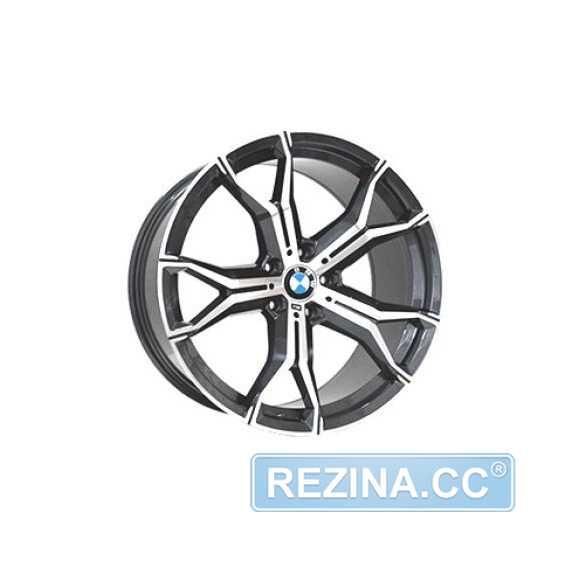 Купить Легковой диск Replica LegeArtis B5034 GMF R20 W11 PCD5X120 ET37 DIA74.1