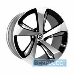 Купить Легковой диск Replica LegeArtis BN562 BKF R22 W10 PCD5X130 ET28 DIA71.3