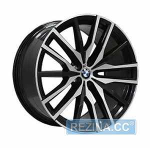 Купить Легковой диск Replica LegeArtis B777 BKF R22 W10.5 PCD5X112 ET43 DIA66.6