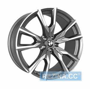 Купить Легковой диск Replica LegeArtis B812 MGMF R22 W10.5 PCD5X112 ET43 DIA66.6