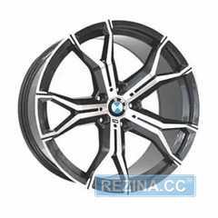 Купить Легковой диск Replica LegeArtis B999 GMF R21 W10.5 PCD5X112 ET43 DIA66.6