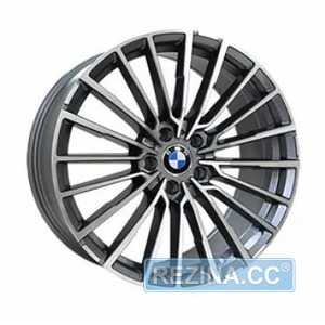 Купить Легковой диск Replica LegeArtis B5569 GMF R20 W8.5 PCD5X120 ET25 DIA72.6