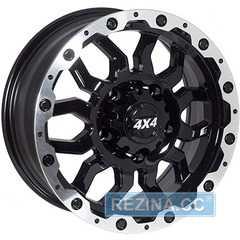 Купить ZW 3322 B-LP R16 W7 PCD5x139.7 ET35 DIA98.5
