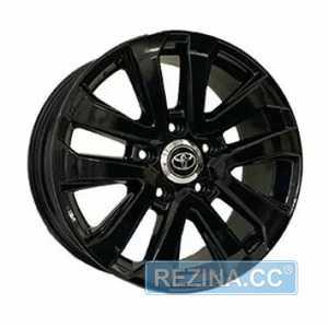 Купить Легковой диск Replica LegeArtis TY016 BK R20 W8 PCD5X150 ET58 DIA110.1
