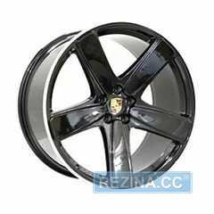 Купить Легковой диск REPLICA PR1120 BKL R21 W9.5 PCD5X112 ET26 DIA66.5