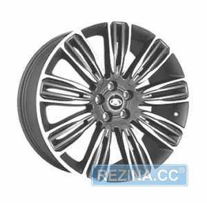 Купить Легковой диск Replica LegeArtis LR845 MGMF R22 W9.5 PCD5X120 ET49 DIA72.6