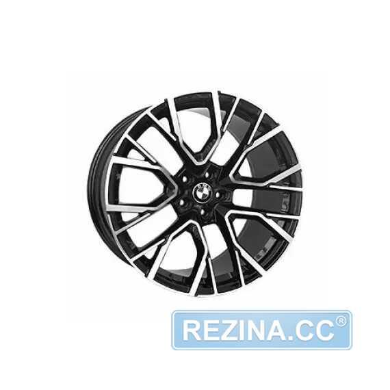 Купить Легковой диск REPLICA FORGED B5769 BKF R21 W10.5 PCD5x112 ET43 DIA66.6