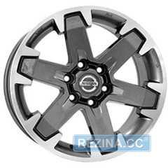 Купить Легковой диск Replica LegeArtis NS5133 GMF R16 W 7.5 PCD6X114.3 ET30 DIA66.1