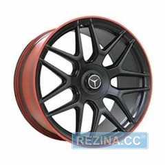 Купить Легковой диск Replica LegeArtis MR251 MBLR R22 W10 PCD5X130 ET36 DIA84.1