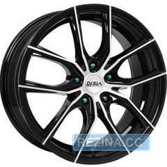 Купить DISLA Spider 525 BD R15 W6.5 PCD4x108 ET36 DIA67.1