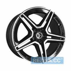Купить Легковой диск Replica LegeArtis MR768 BKF R21 W11 PCD5X112 ET42 DIA66.6