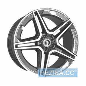 Купить Легковой диск Replica LegeArtis MR768 GMF R21 W10 PCD5X112 ET44 DIA66.6