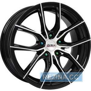 Купить DISLA Spider 525 BD R15 W6.5 PCD5x114.3 ET42 DIA67.1