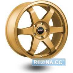 Купить DISLA JDM 719 Gl R17 W7.5 PCD5x100 ET45 DIA56.1