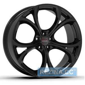 Купить Легковой диск MAK Lario Gloss Black R20 W9 PCD5x110 ET29 DIA65.1