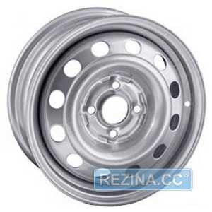 Купить Легковой диск STEEL ARRIVO AR022 SILVER R14 W5.5 PCD4X100 ET43 DIA60.1