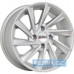 Купить DISLA Turbo 429 S R14 W6 PCD4x98 ET37 DIA67.1