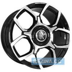 Купить Легковой диск REPLICA FORGED RR1137 GLOSS-BLACK-WITH-MACHINED-FACE_FORGED R21 W9.5 PCD5x112 ET35 DIA66.6