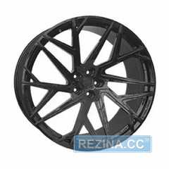 Купить Легковой диск VISSOL FORGED F-1054L GLOSS-BLACK R23 W11 PCD5X112 ET15 DIA66.5