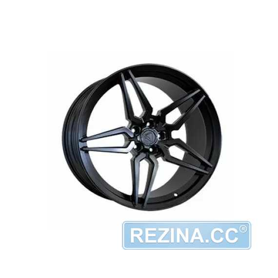 Купить Легковой диск VISSOL FORGED F-1074 SATIN-BLACK R21 W9.5 PCD5X112 ET37 DIA66.6